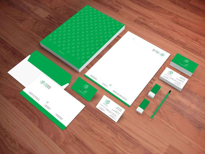 طراحی و اجرای هویت بصری شرکت مهندسی تاپکو