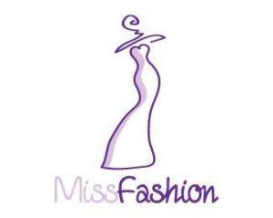 لوگوی برند لباس، طراحی لوگوی ساده