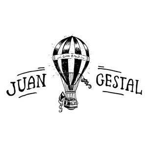 نمونه معروف و ایده طراحی لوگوی عکاسی juan Gestal - طراحی لوگوی عکاسی – سبکها و انواع متدوال لوگوی عکاسی