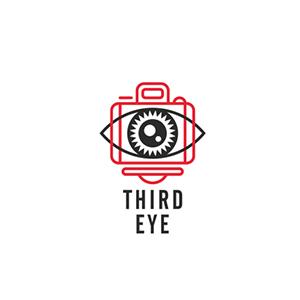 نمونه معروف و ایده طراحی لوگوی عکاسی Third Eye - طراحی لوگوی عکاسی – سبکها و انواع متدوال لوگوی عکاسی