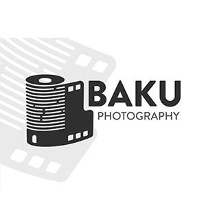 نمونه معروف و ایده طراحی لوگوی عکاسی Baku - طراحی لوگوی عکاسی – سبکها و انواع متدوال لوگوی عکاسی