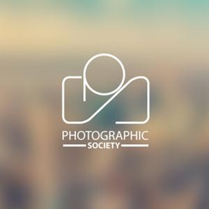 نمونه معروف و ایده طراحی لوگوی عکاسی photographic-society - طراحی لوگوی عکاسی – سبکها و انواع متدوال لوگوی عکاسی