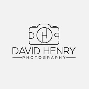 ایده و نمونه طراحی لوگوی عکاسی سبک Line art - طراحی لوگوی عکاسی – سبکها و انواع متدوال لوگوی عکاسی