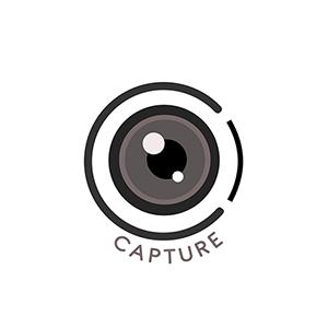 ایده و نمونه طراحی لوگوی عکاسی سبک مدرن و مینیمال - طراحی لوگوی عکاسی – سبکها و انواع متدوال لوگوی عکاسی