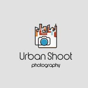نمونه معروف و ایده طراحی لوگوی عکاسی Urban Shoot- طراحی لوگوی عکاسی – سبکها و انواع متدوال لوگوی عکاسی