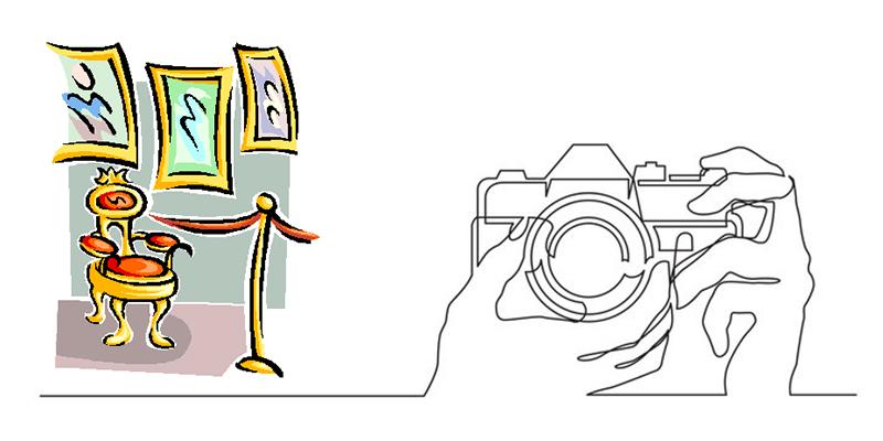 نمونه لوگوی عکاسی – سبکها و انواع متدوال لوگوی عکاسی