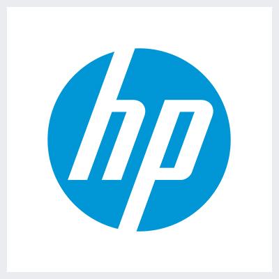 لوگوی آبی شرکت کامپیوتری اچ پی - انتخاب رنگ لوگو: معنی و روانشناسی رنگ در طراحی لوگو