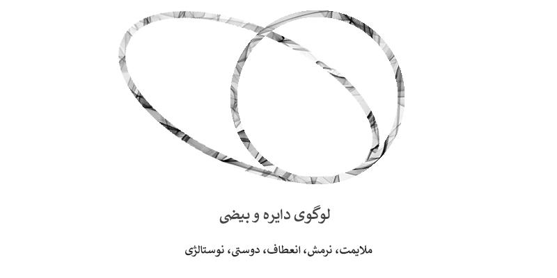 لوگوی دایره - انتخاب شکل لوگو : معنی شکل دایره و بیضی در طراحی لوگو