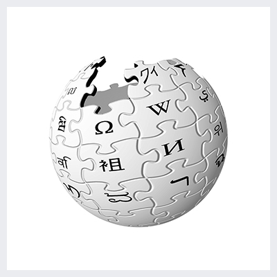 لوگوی خاکستری ویکیپدیا - انتخاب رنگ لوگو: معنی و روانشناسی رنگ در طراحی لوگو