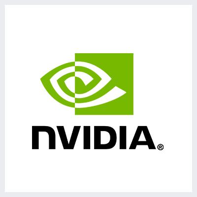 لوگوی سبز شرکت کامپیوتری Nvidia - انتخاب رنگ لوگو: معنی و روانشناسی رنگ در طراحی لوگو