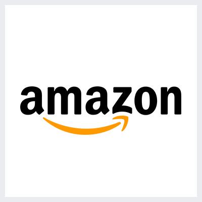 لوگوی نارنجی فروشگاه آنلاین آمازون - انتخاب رنگ لوگو: معنی و روانشناسی رنگ در طراحی لوگو