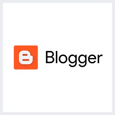 لوگوی نارنجی پلتفرم وبلاگنویسی گوگل - انتخاب رنگ لوگو: معنی و روانشناسی رنگ در طراحی لوگو