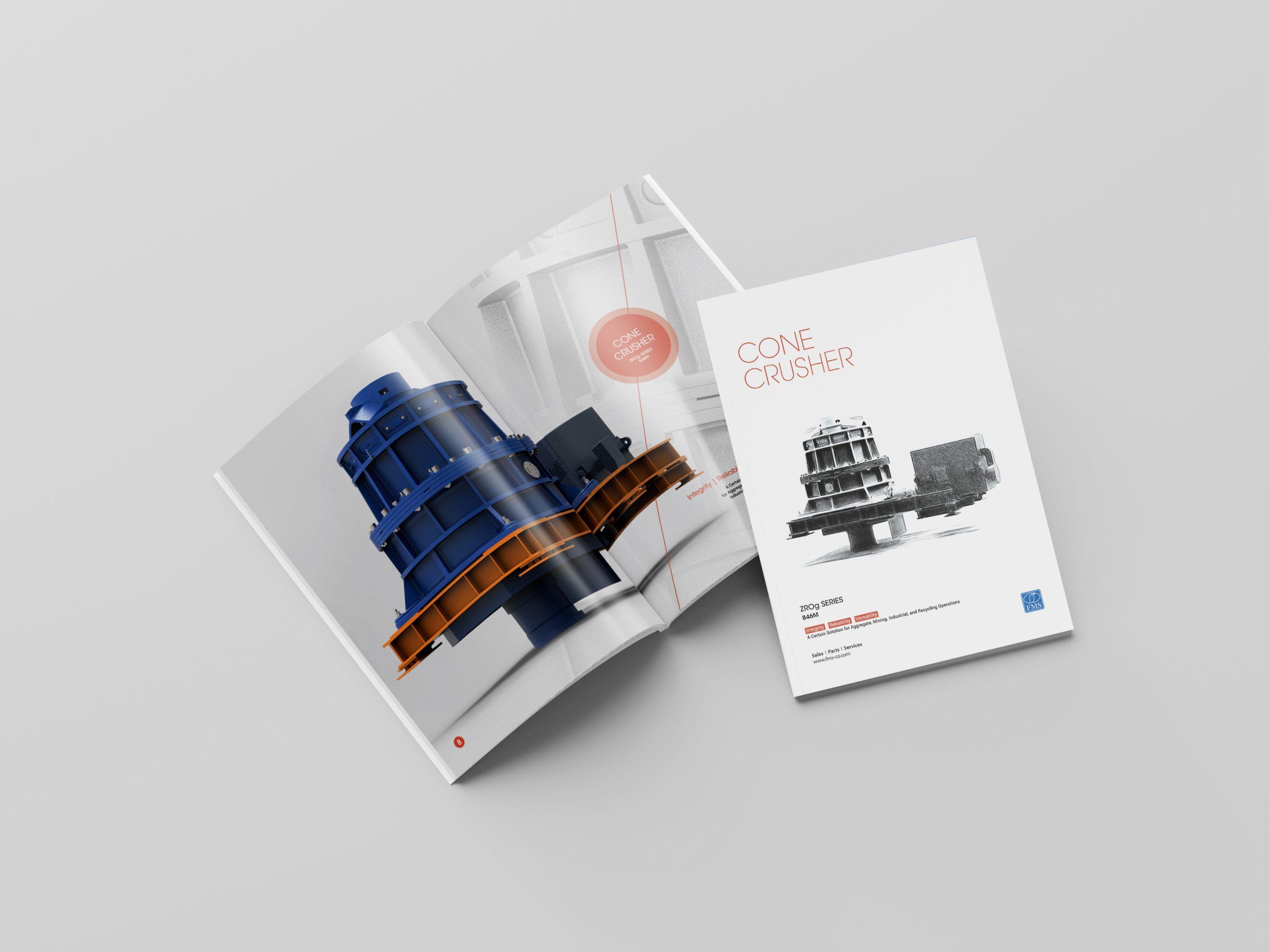کاتالوگ صنعتی- طراحی و چاپ