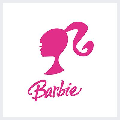 لوگوی صورتی برند باربی - انتخاب رنگ لوگو: معنی و روانشناسی رنگ در طراحی لوگو