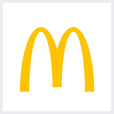 لوگوی زرد رستوران مک دونالدز - انتخاب رنگ لوگو: معنی و روانشناسی رنگ در طراحی لوگو