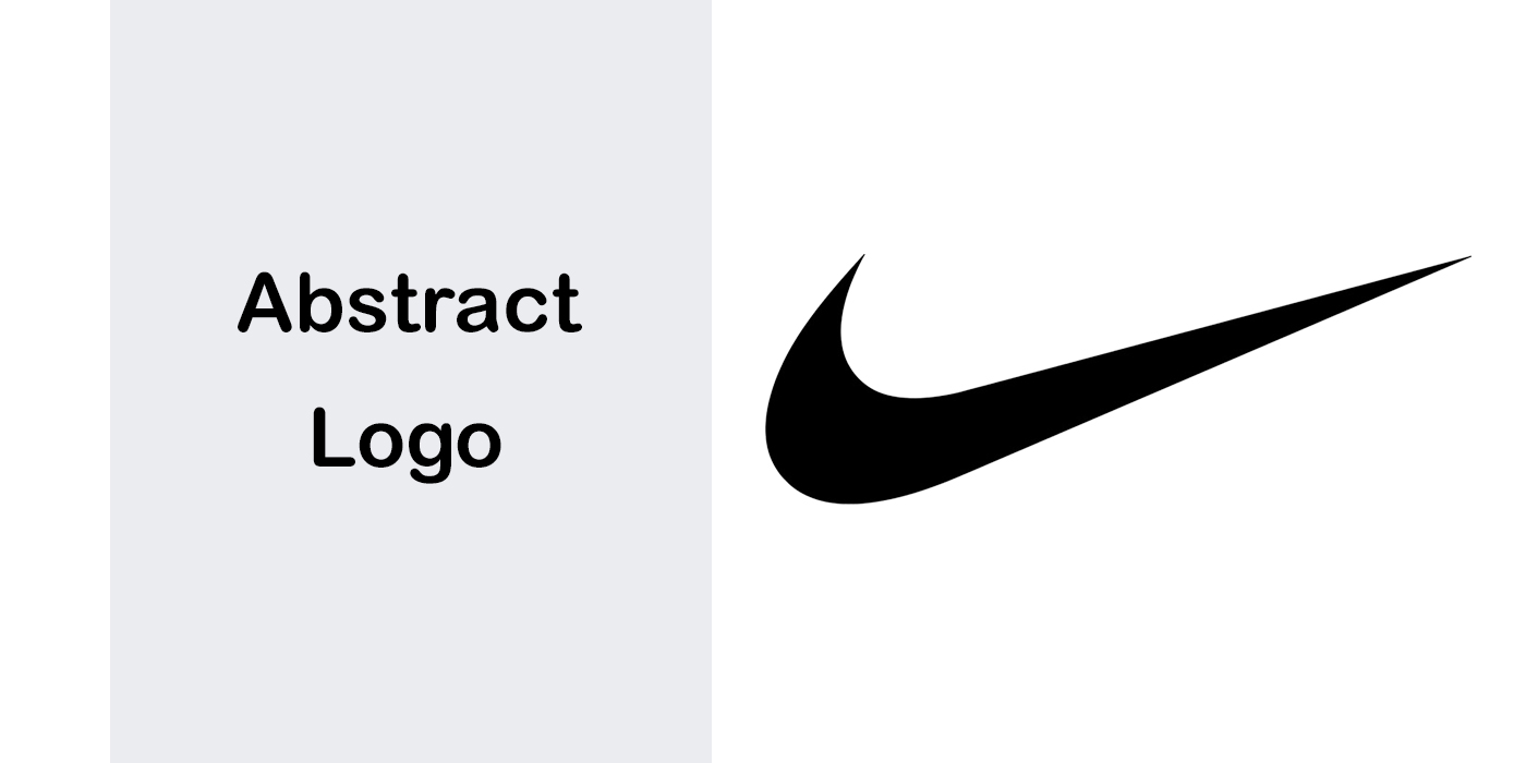 انواع لوگو – لوگوی تصویری - لوگوی انتزاعی Abstract Logo Marks