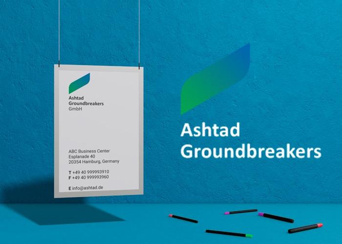 برندینگ ؛ طراحی و اجرای برندبوک شرکت آلمانی اشتاد (ashtad)