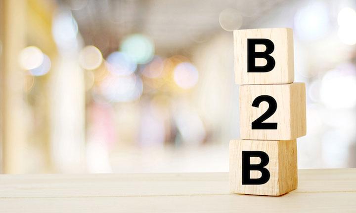 تولید محتوای b2b