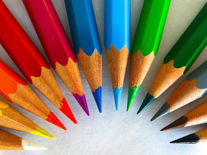 رنگ در بازاریابی - مشکی