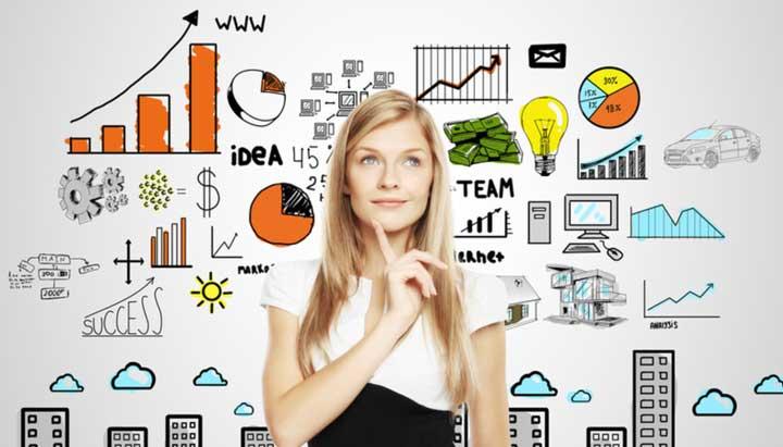 بازاریابی دیجیتالی - فضای آنلاین