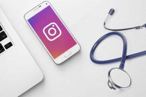 ابزارهای بازاریابی پزشکی - اینستاگرام