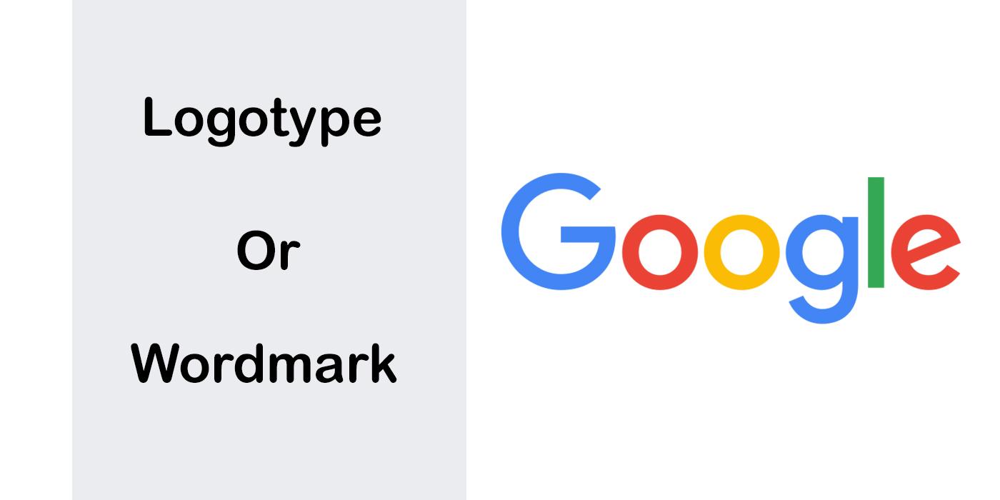 معرفی انواع لوگو – سبک لوگوی نوشتاری – لوگو تایپ Logotype یا Wordmark