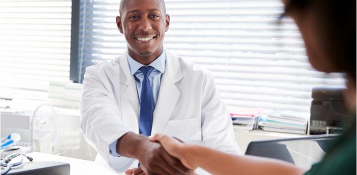 بازاریابی در پزشکی