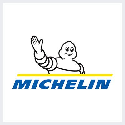 نمونه لوگوی مسکوت Mascot از انواع لوگو- لوگوی برند میکلین Michelin