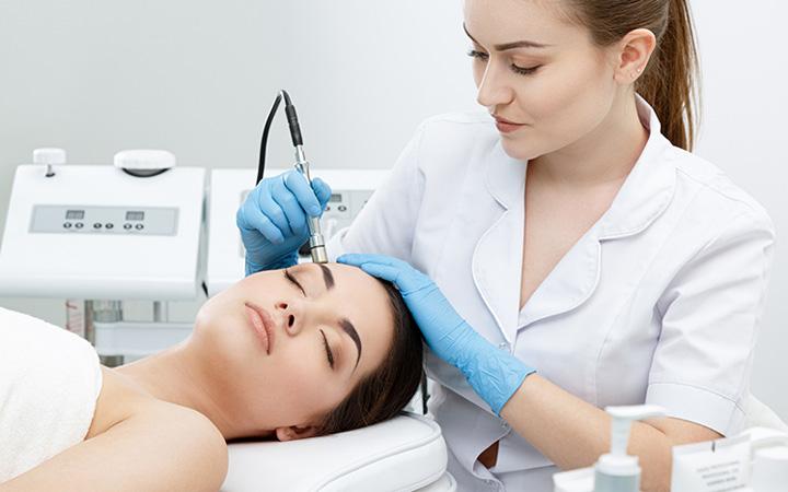 بازاریابی خدمات درمانی - خدمات زیبایی