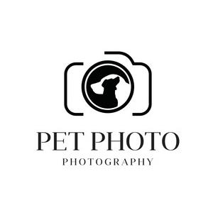 ایده و نمونه طراحی لوگوی برند عکاسی پت و حیوان خانگی - طراحی لوگوی عکاسی – سبکها و انواع متدوال لوگوی عکاسی
