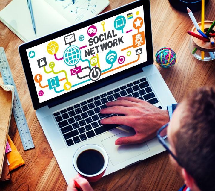 شبکه های اجتماعی - کاربرد